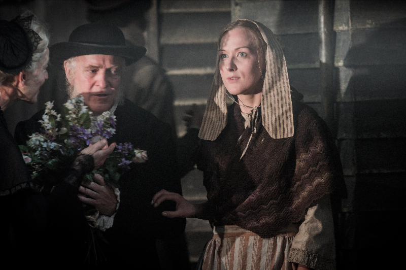 Peter Grimes - Benjamin Britten - Grange Park Opera - 30th May 2